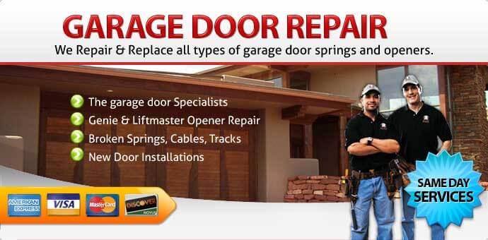 Garage Door Repair Pompano Beach FL